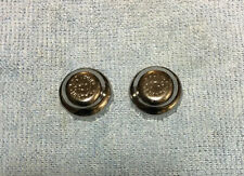 Lyotard Pedal dust caps Pair screw type Vintage french Racing Bicycle NOS