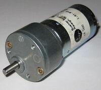 Buehler 12V 160 RPM - Heavy Duty Gearhead DC Hobby Motor - High Torque Output
