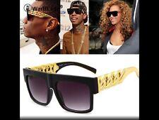 Celebrity Chain Vintage Hip Hop Sunglasses 😎😎😎