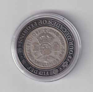 GREAT BRITAIN Two Shillings 1942