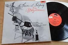 Saison in Salzburg TALMAR KONYA PETER ALEXANDER MARSZALEK LP Polydor H814