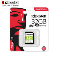 Kingston 32G Canvas Select SDHC Class10 UHS-I flash Speicherkarte Memory SD Card