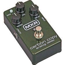 MXR M169 Carbon Copy Analogue Delay Guitar Effects Pedal