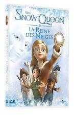 DVD *** THE SNOW QUEEN - La reine des Neiges ***   ( neuf emballé )