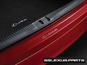 Lexus RC350 RC-F (2015-2018) OEM Genuine REAR BUMPER APPLIQUE PT929-24150