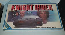 KNIGHT RIDER 1983 Parker Brothers Board Game *Sealed in plastic*