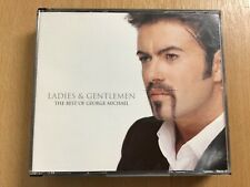 George Michael. Ladies and Gentlemen. CD