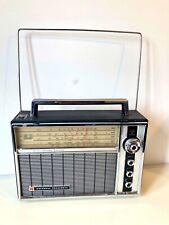 National Panasonic Transistor Radio R-100 Shortwave SW MW Vintage R100 Receiver