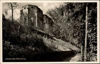 Klosterruine Marienburg alte Postkarte ~1930/40 Waldpartie am Kloster ungelaufen