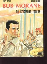 BOB MORANE EO néérlandais BD DE KRISTALLEN TORENS Henri VERNES Dino ATTANASIO