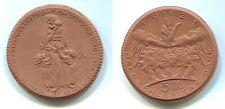 5 Mark 1921 Oberschlesiens Dank, Steinzeug