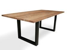 South Wharf Tasmanian Oak 2000 Dining Table Hardwood