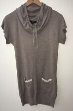 Ladies Light Brown Roll Neck Jumper Size XS Dorothy Perkins<NH7688