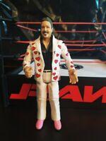 WWE JIMMY HART MOTS WRESTLING FIGURE CLASSIC SUPERSTARS SERIES 7 JAKKS 2005 WWF