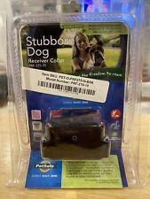 PetSafe Stubborn Dog Receiver Collar Red Prf-275-19 Add-A-Pet New