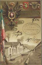 Regia Fabbrica d'Armi di Terni - Cartolina Militare -  Viaggiata primi '900