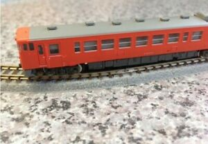 (Z) Type KIHA40-2000 (JNR Vermillion) (w/Motor) (Pre-colored Completed)