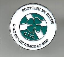Celtic Scottish Clubs Football Badges & Pins