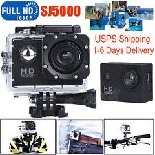 1080p Full HD SJ5000 DV Deporte GRABADORA Coche Impermeable Acción Videocámara