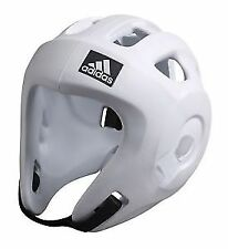 adidas Kopfschutz adiZero weiß Gr.M, adibhg028