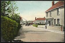 Kingsnorth near Ashford. The Post Office by H.Gandy, South Ashford.