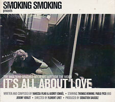 CD DIGIPACK 11T SMOKING SMOKING IT'S ALL ABOUT LOVE DE 2012 NEUF SCELLE