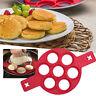 Flippin' Non Stick Pancake Pan Perfect Breakfast Maker Eggs Omelette ring