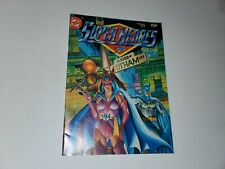 New ListingDc The Super Heroes #1 ~International B/W Variant Reprints ~Hard to find