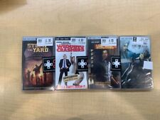 PSP Movie UMD LOT! Wedding Crashers, Vacancy, Advent Children, Stomp The Yard