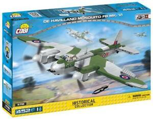 De Havilland DH-98 Mosquito - COBI 5718 - 449 brick light bomber