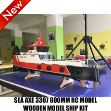 RC Schlachtschiff SEA AX 3307 Modell Schiffssatz 900mm ferngesteuert Schiff Holz