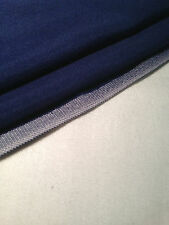 "58"" Ocean Blue Rayon Blend Gabardine Twill Fabric By the Yard & Wholesale"