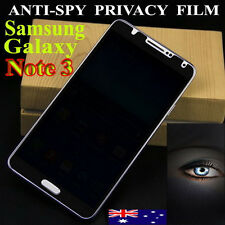Anti-spy Privacy Screen Protector Film For Samsung Galaxy Note 3 III N9000/N9005