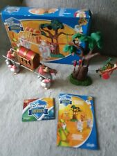Disney Heroes Robin Hood, Famosa Royal Treasure, Rhino Guards Playset, Rare