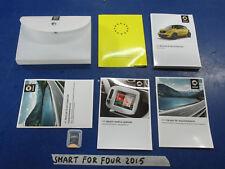 PORTA DOCUMENTI ORIGINALE SMART FOR FOUR 2015