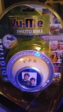 DIGITAL PHOTO FRAME - VU-ME GOLF BALL - HOLDS 70 PHOTOS
