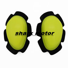 Universal Motorcycle / Bike Durable Knee Sliders Protector kneepad Racing