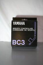 BRAND NEW YAMAHA BREATH-CONTROLLER BC3 FORYAMAHA DX7/DX7II FD VL-1 VL-7 VL-70M