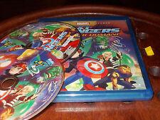 The Next Avengers - Gli Eroi Di Domani Dvd + Blu Ray ..... PrimoPrezzo