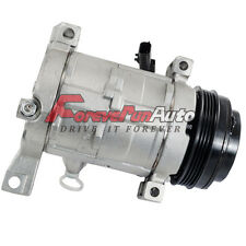 A/C Compressor Fits Escalade,Tahoe,Suburban,GMC Yukon w/rear AC w/new switch