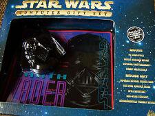 Star Wars Computermaus Darth Vader  mit Maus Pad
