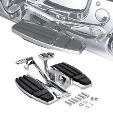 Footpeg Mounts for 2001-17 Honda Motorcycles Kuryakyn 4544 Motorcycle Foot Controls 1 Pair Chrome