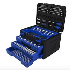 Kobalt 227 Piece Standard (SAE) and Metric Mechanic's Tool Set with Hard Case