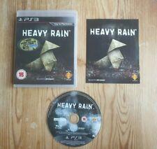 Heavy Rain - PS3 - Missing Origami Sheet