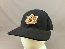 Auburn University Tigers Hat Cap Football Adjustable Snapback Navy Blue USA