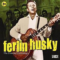 Ferlin Husky - The Essential Recordings (NEW 2CD)