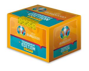 Panini UEFA Euro 2020 2021 Tournament Edition Stickers Collection 5,10,20,50,100