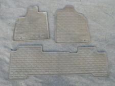 Genuine OEM 2003-2007 Honda Pilot Beige All Season Floor Mats
