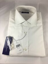 Polo Ralph Lauren Purple Label Tailored Bond White Dress Shirt Size 15 M