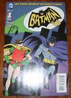 Batman '66 #1 DC Comic TV Show 2013 1st Print Adam West Classic VF/NM